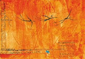 carte postale de Muriel Falhun