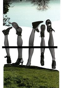 carte postale de Dépanne Machine