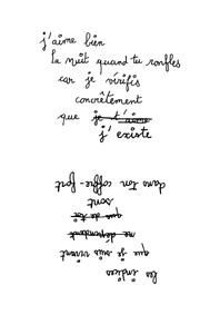 carte postale de Armand le Poète